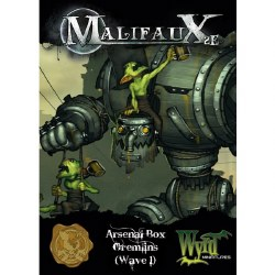 Malifaux: Arsenal Box Gremlins (Wave 1)