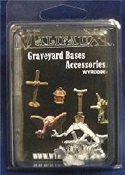 Malifaux: Graveyard Bases Accessories