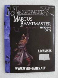 Malifaux: Marcus Beastmaster