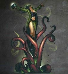 Malifaux: Pandora, Avatar of Insanity