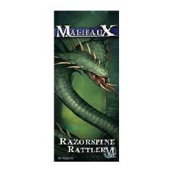 Malifaux: Razorspine Rattler