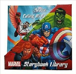 Marvel Storybook Library