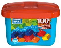 Mega Bloks: 100 Piece Tub