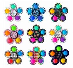 Mega Pop Flower Spinner
