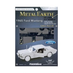 Metal Earth 1965 Ford Mustang