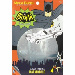 Metal Earth Batmobile Classic