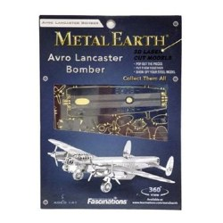 Metal Earth Avro Lancaster Bomber