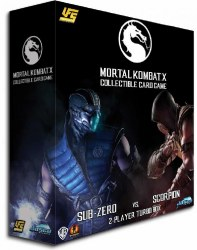Mortal Kombat X CCG: 2-Player Turbo Box