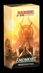 Magic the Gathering Amonkhet PreRelease Pack