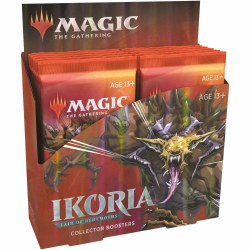 Magic the Gathering - Ikoria: Lair of Behemoths Collector Booster Box