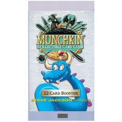 Munchkin CCG: Booster Pack