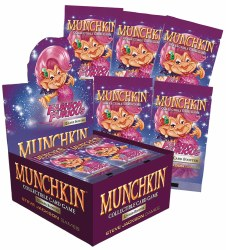 Munchkin CCG: Fashion Furious Booster Box