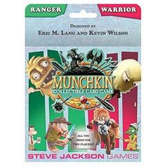 Munchkin Collectible Card Game: Ranger/Warrior Starter Set