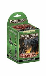 Pathfinder Battles - Legends of Golarion Standard Booster Pack