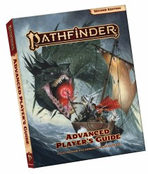 Pathfinder 2nd Edition: Advanced Players Guide - Pocket Paperback