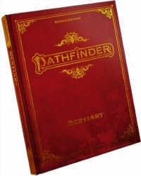 Pathfinder 2nd Edition Bestiary Special Edition