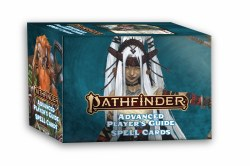 Pathfinder 2nd Edition: Advanced Player's Guide Spell Cards