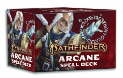 Pathfinder 2nd Edition: Arcane Spell Cards