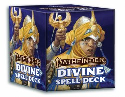 Pathfinder 2nd Edition - Divine Spell Cards