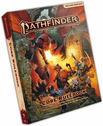 Pathfinder 2nd Edition: Core Rulebook
