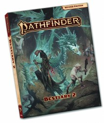 Pathfinder 2nd Edition: Bestiary 2 - Pocket Paperback