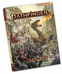 Pathfinder 2nd Edition: Bestiary 3