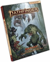 Pathfinder 2nd Edition: Bestiary