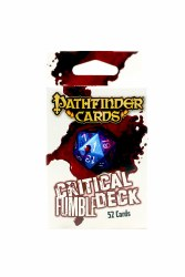 Pathfinder Cards: Critical Fumble Deck