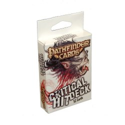 Pathfinder Cards: Critical Hit Deck