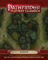 Pathfinder Flip-Mat Classic: Forest