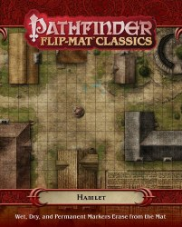 Pathfinder Flip-Mat Classics: Hamlet