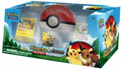Pokemon TCG Pikachu & Eevee Poke Ball Collection