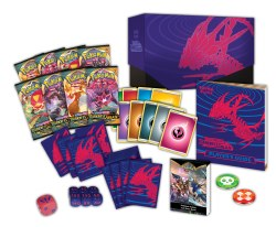 Pokemon Sword & Shield: Darkness Ablaze - Elite Trainer Box