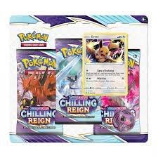 Pokemon Sword & Shield: Chilling Reign - Blister Pack