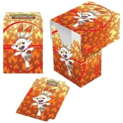 Ultra Pro: Pokemon Scorbunny Deck Box