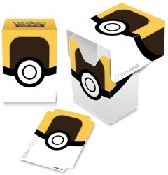 Pokemon Ultra Ball Deck Box