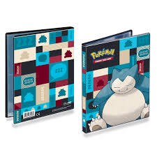 Pokemon 4-Pocket Portfolio: Snorlax