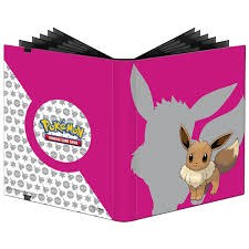 Pokemon: 9-Pocket PRO-Binder Eevee