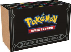 Pokemon Basic Energy Box