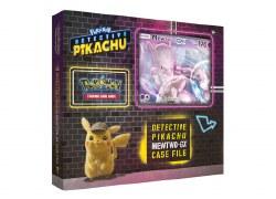 Detective Pikachu Mewtwo-GX Case File