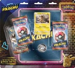 Detective Pikachu Special Case File