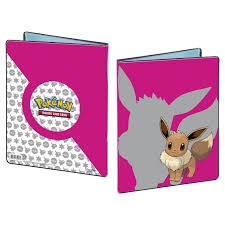 Pokemon: 9-Pocket Portfolio Eevee