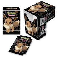 Pokemon Deck Box: Eevee