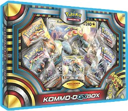 Pokemon Kommo-O GX Box