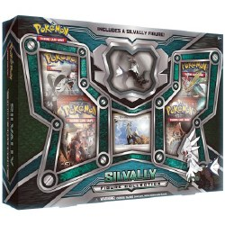 Pokemon Silvally Figure Box