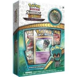 Pokemon Shining Legends Pin Collection: Marshadow