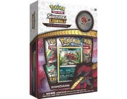 Pokemon Shining Legends Pin Collection: Zoroark