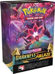 Pokemon Sword & Shield: Darkness Ablaze - Build and Battle Box