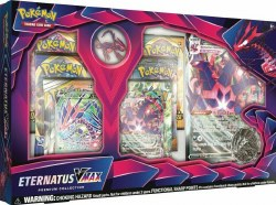 Pokemon Eternatus VMax Collection