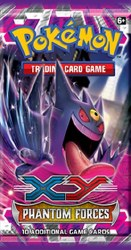 Pokemon XY Phantom Forces Booster Pack